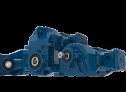 új WG20 sorozatú hajtómű